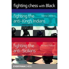 Fighting Chess with Black - Yelena Dembo, Richard Palliser (K-5413)