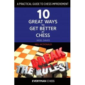 A Practical Guide to Chess Improvement - Nigel Davies, Neil McDonald (K-5418)