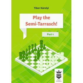 Play the Semi-Tarrasch! Część 1 - Tibor Károlyi (K-5431)