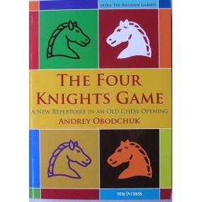 """A.Obodchuk """"The Four Knight's Game"""" ( K-3442 )"""