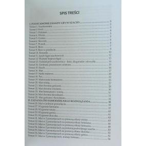 """Chojnicki Z. """"Podręcznik do nauczania dzieci gry w szachy"""" (K-3446)"""