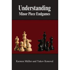"K. Müller, Y. Konoval - ""Understanding Minor Piece Endgames: A Manual for Club Players"" (K-5626)"