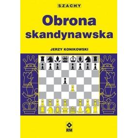 """Jerzy Konikowski """"Obrona Skandynawska"""" (K-5635)"""