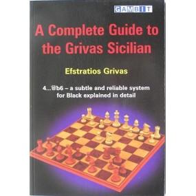 """E.Grivas """" A complete guide to the Grivas Sicilian"""" ( K-817/kpl )"""