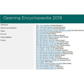 Encyklopedia - Opening Encyclopedia 2019 (P-476/19)