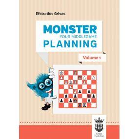 Efstratios Grivas - Monster Your Middlegame Planning - część 1 (K-5659)