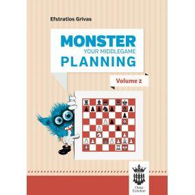 Efstratios Grivas - Monster Your Middlegame Planning - część 2 (K-5659/2)