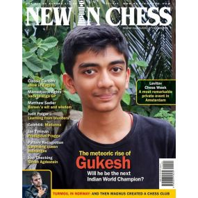 New In Chess 2019/6: The Club Player's Magazine (C-016)