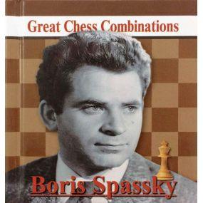 A. Kalinin - Boris Spassky - Great Chess Combinations - format kieszonkowy 9 x 8.7 cm (K-5744)