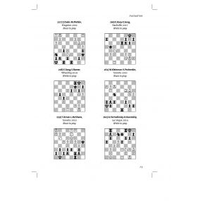 Practical Chess Puzzles: 600 Positions to Improve Your Calculation and Judgment - Dachey Lin, Edward Song, Guannan Song (K-5779)