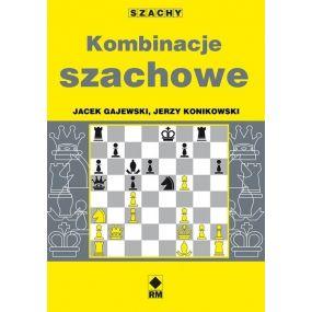 """J. Konikowski, J.Gajewski  """"Kombinacje szachowe"""" (K-5810)"""