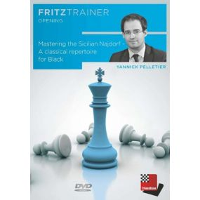 Yannick Pelletier: Mastering the Sicilian Najdorf - A classical repertoire for Black: FritzTrainer Opening - Yannick Pelletier (