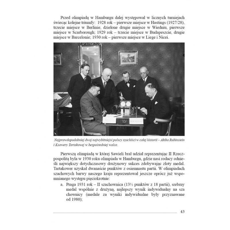 Mistrzowie Polski w Szachach - część 1 - 1926-1978 (K-5849)