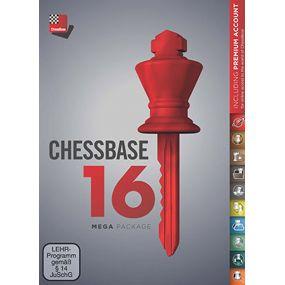 ChessBase 16 - Mega Package...
