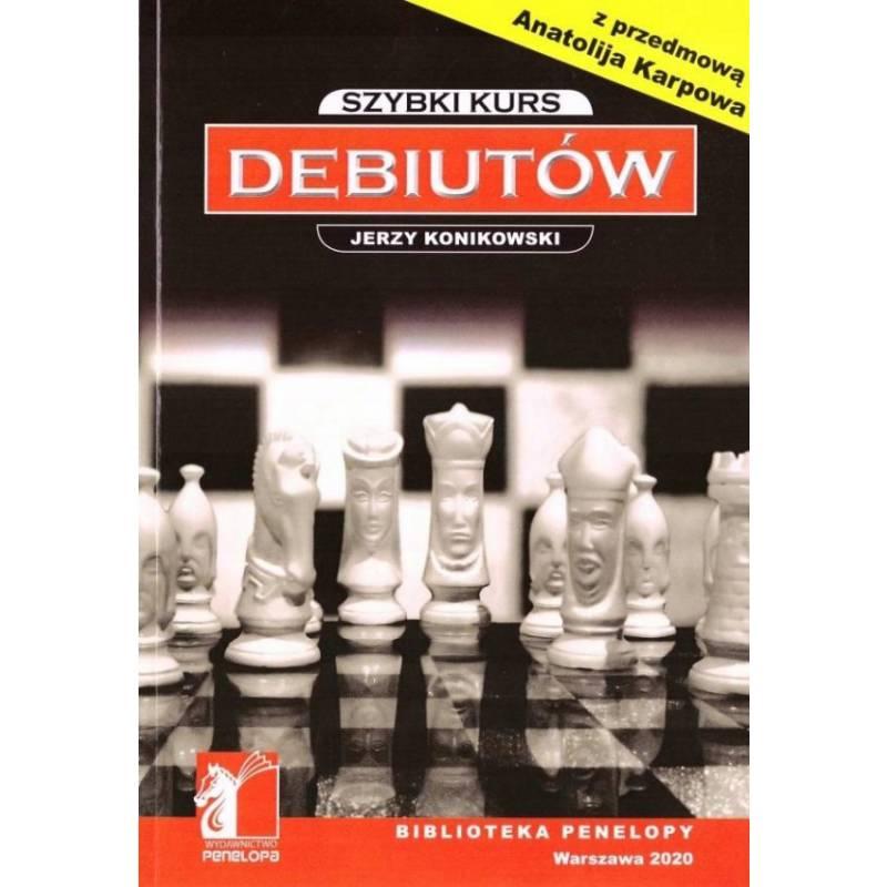 Szybki kurs debiutów - Jerzy Konikowski (K-451)