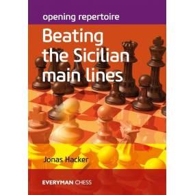 Beating The Sicilian Main Lines - Jonas Hacker (K-5942)