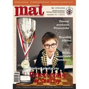 "Czasopismo szachowe ""Mat"" nr 1/ 2018 (73) (C-004)"