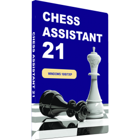 Chess Assistant 21 (DVD)...