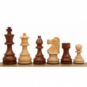 Figury szachowe French nr 7 (S-27/br)