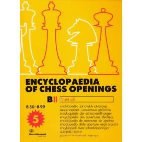 ENCYLOPAEDIA CHESS OPENINGS...