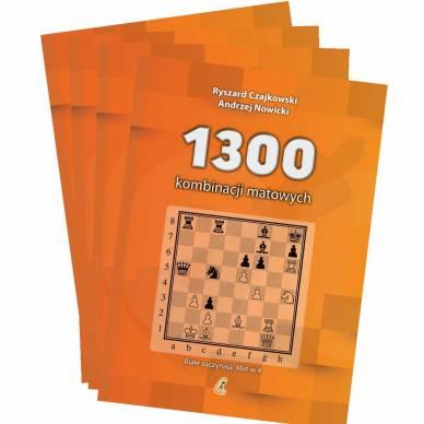 10x 1300 kombinacji...