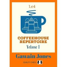 Coffeehouse Repertoire 1.e4. Część 1 - Gawain Jones