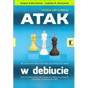 """Dawidziuk S., Martyniuk L. """"Atak w debiucie"""" ( K-3399 )"""