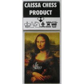 Obrazek szachowy - magnes, mały ( A-41 )