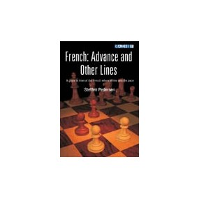 """Pedersen S. """"French: Advance and Other Lines"""" (K-573)"""