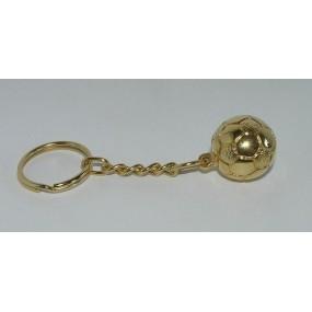 Brelok metalowy (złoty) (A-2/a)