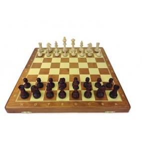 Szachy turniejowe składane nr 4 BHB (S-11/BHB)