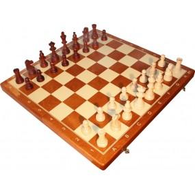 Szachy turniejowe składane nr 6 BHB ( S-16/BHB )
