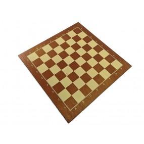 Szachownica drewniana nr 5 standard turniejowy (S-8/td)