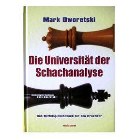 "M. Dworetski ""Uniwersytet szachowej analizy"" (K-3225)"