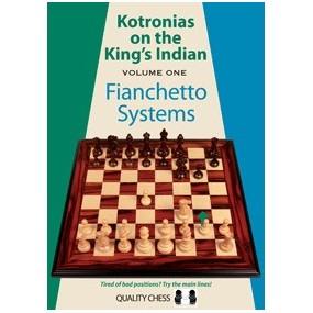 "V.Kotronias vol.1 "" Kotronias on the King's Indian. Fianchetto Systems"" ( K-3576/1 )"