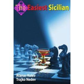 """""""Najłatwiejsza Sycyliska 1. e4 c5 2. Sf3 Sc6"""" GM Kolev & GM Nedew (K-2478)"""