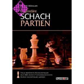 """""""Legendarne Partie Szachowe"""" Peter Koehler (K-2271)"""