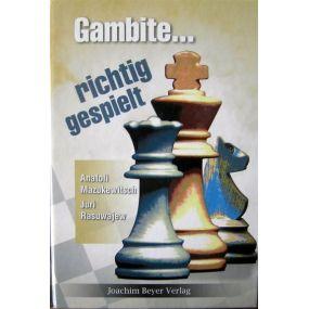 """""""GAMBIT - właściwie zagrany"""" Razuwajew & Macukiewicz (K-889)"""