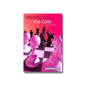 """Starting out: COLLE SYSTEM"" Richard Palliser(K-802)"