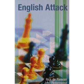 "N.de Firmian J.Fedorowicz ""Atak angielski""-(K-990)"