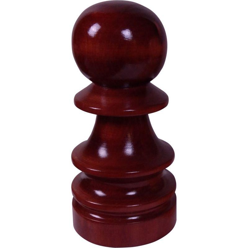 Puchar drewniany - Pionek (A-8/e)