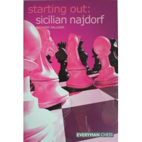 "Palliser Richard ""Starting Out: Sicilian Najdorf"" (K-679)"