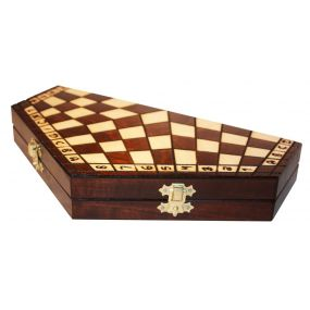 Szachy dla trzech graczy / Szachy dla 3 graczy Małe (S-60)
