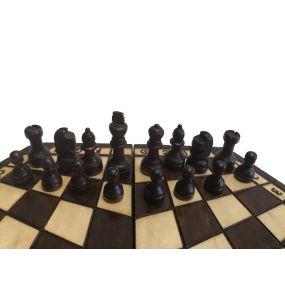 Szachy dla trzech graczy / Szachy dla 3 graczy Średnie ( S-61)
