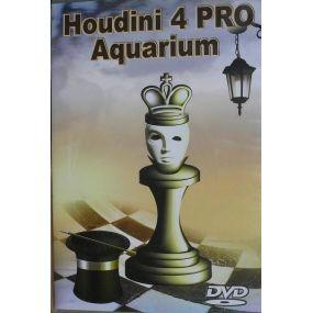 Houdini 4 PRO Aquarium+ bonus Openings Encyclopedia 2014! (P-494/4)