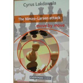 """C.Lakdawala """" The Nimzo-Larsen attack """" ( K-3573/nl )"""