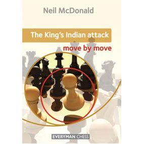 """Neil McDonald """" The King's Indian attack """" ( K-3521/ki )"""