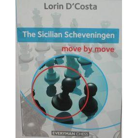 "D'Costa L.  "" The Sicilian Scheveningen "" ( K-3647 )"