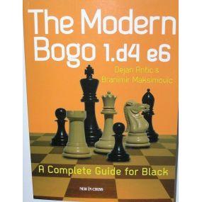 """Antic D., Maksimovic B. """" The Modern Bogo 1.d4 e6 """" (K-3557/Bogo)"""