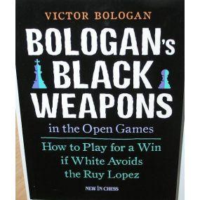 "Bołogan V.""Bologan's black weapons in the open games"" ( K-3549 )"